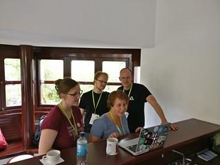 VirtuallyConnecting #OERcamp17