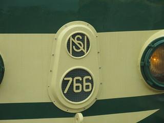 NS 766 op de neus | by TimF44
