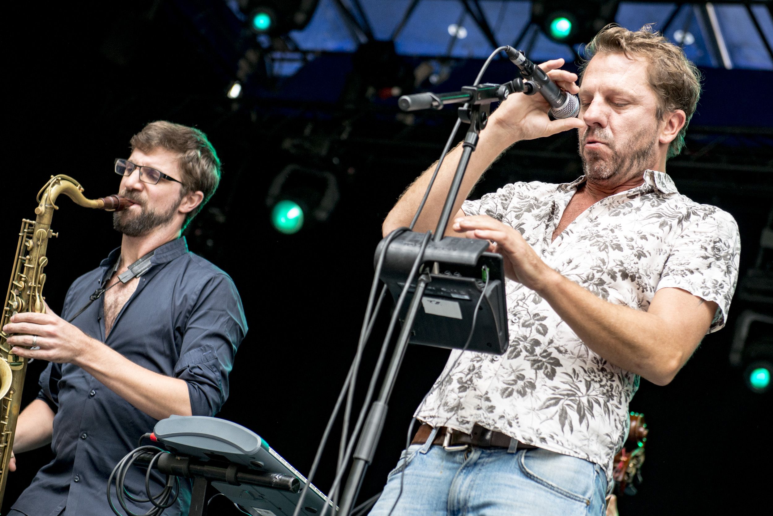 Taxiwars @ Cactusfestival 2017, Dag 2 (Nick De Baerdemaeker)
