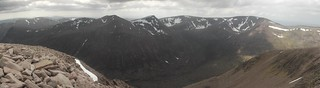 20 Lairig Ghru from Ben Macdui | by PeterMatheson1
