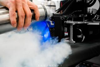 Liquid nitrogen in action | by photoshot1993