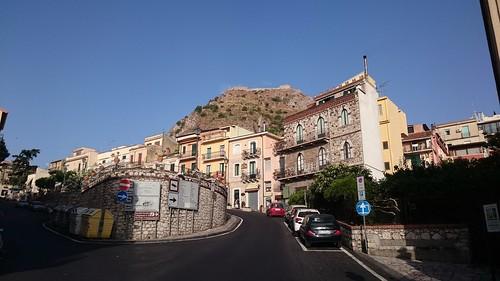 Itália, Sicília,  Taormina  Sony z3
