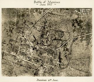 Battles of Messines June 1917