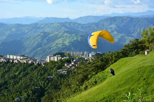 manizales colombia caldas paragliding chipre