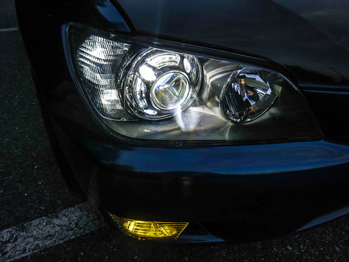 IS300 Projector Retrofit Headlights 1 | by gold94corolla