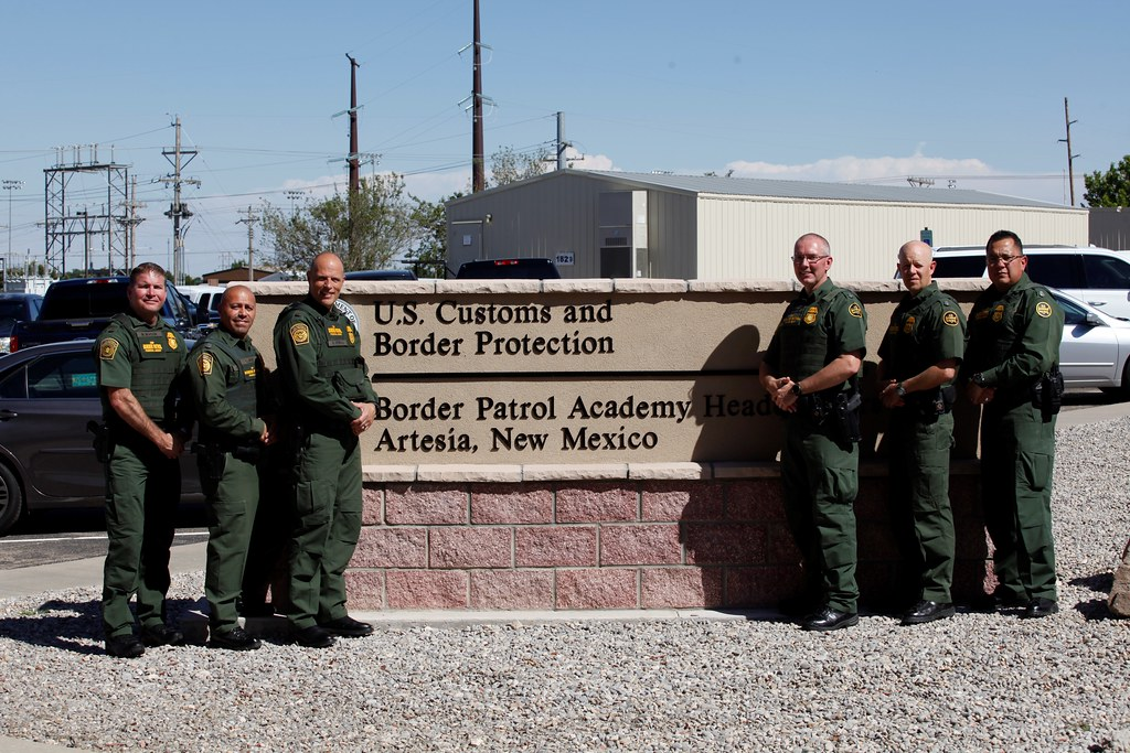Acting Deputy Commissioner Vitiello Visit to the USBP Acad