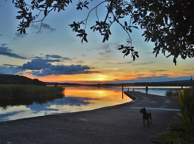 MacNean sunset.