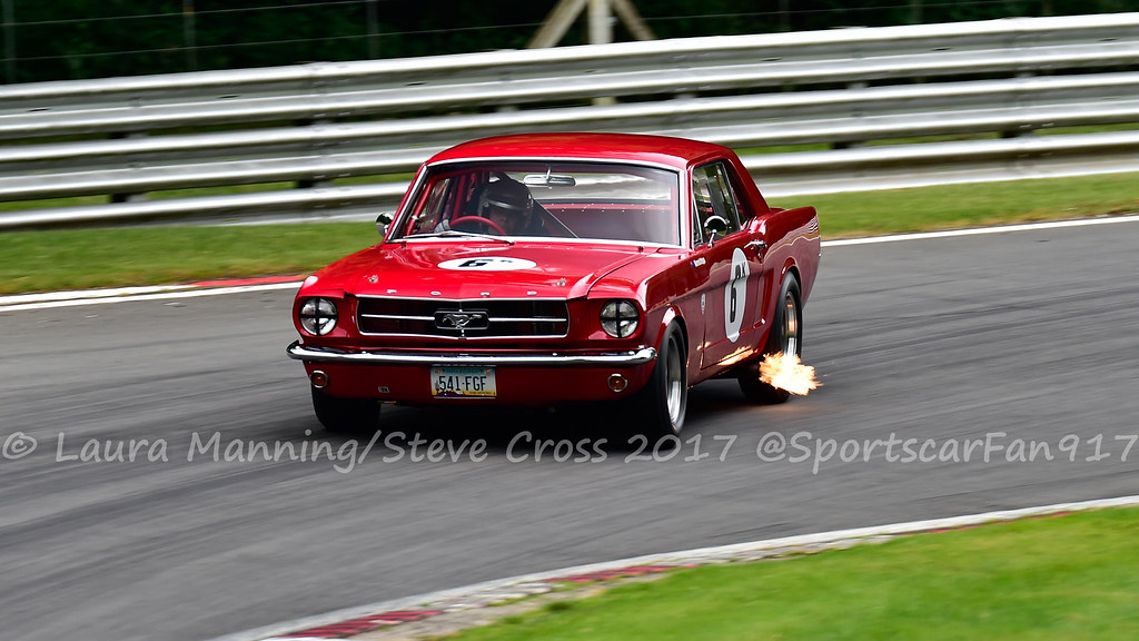 Warren Briggs - Ford Mustang (Historic Touring Car Champio… | Flickr