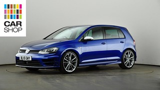 BL15GWY-used-VOLKSWAGEN-GOLF-HATCHBACK-2-0-TSI-R-5dr-Petrol-Manual-BLUE-2015-XC-L-10 | by cardiffcarshopcollections