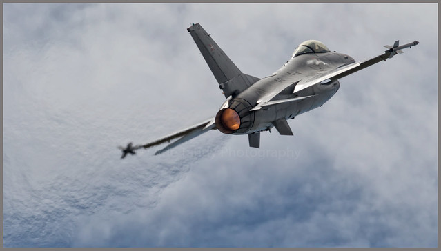 Danish F-16AM Fighting Falcon