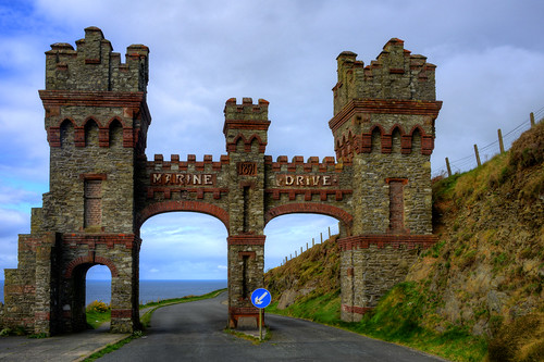 """marine drive archway"" ""douglas"" ""isle of man"" ""great britain"" ""visit isle ""zacerin"" ""christopher paul photography"" ""pictures marine ""history ""1891"" ""trams"" ""tramway"" ""coast"" ""outdoors"" ""architecture"" ""toll"" drive"" tramway"" ""douglas head"" ""uk"""
