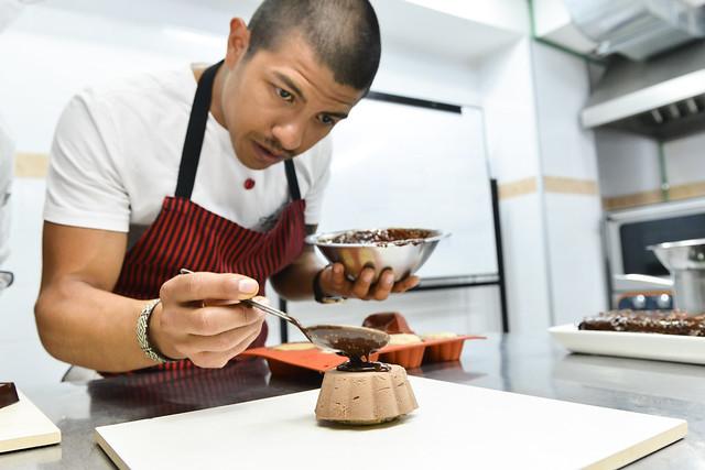 Master Class de Chocolatería