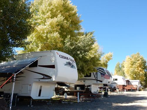 Gunnison Lakeside RV Park & Cabins (Blue Mesa Reservoir) | by camp.colorado