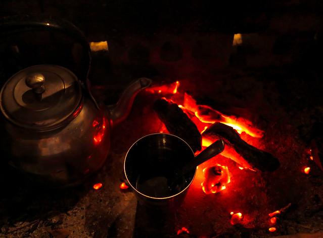 Aag aur chai
