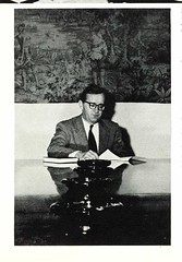 Vice Dean Thomas O'Toole 1961