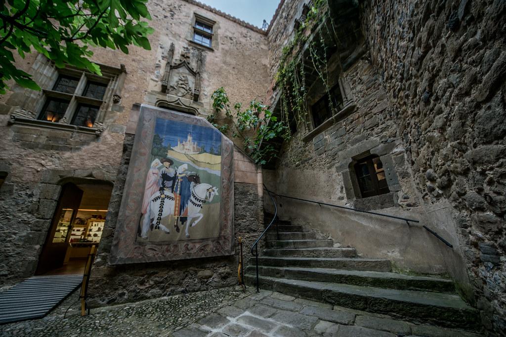Gala Dalí Castle | Púbol, Spain May 30th, 2017 All photos