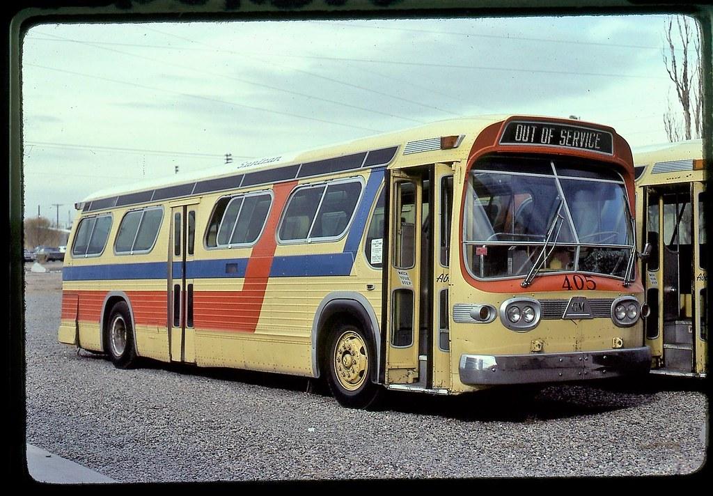 City of Albuquerque Transit Department (SUN TRAN) GMC New … | Flickr