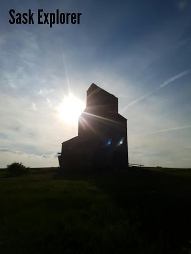 saskexplorer prairie sentinel grainelevator exploresask exploration saskatchewan