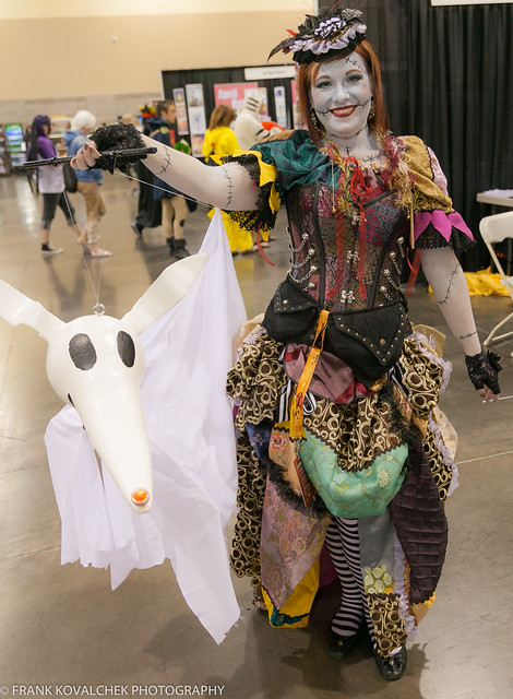 Cosplayer(s) at the 2017 Phoenix Comicon