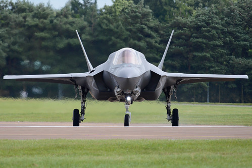 Lockheed-Martin F-35B Lightning II '168726 / VM-18' | by Hawkeye UK