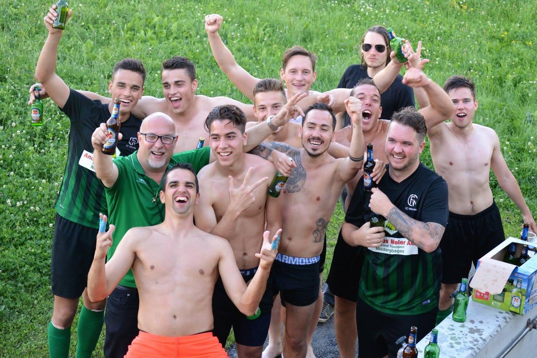 Aufstieg 3. Liga 2017