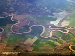 River in San Martin, Peru