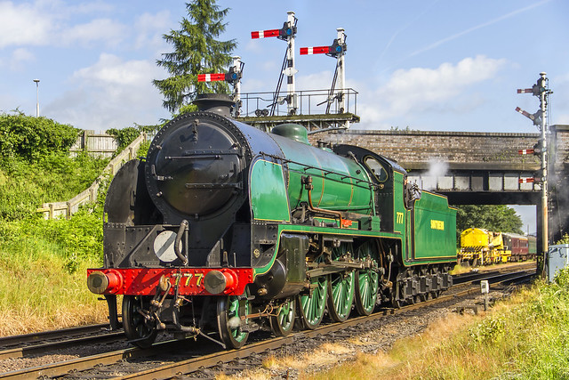 SR King Arthur Class 4-6-0 No. 30777 'Sir Lamiel'