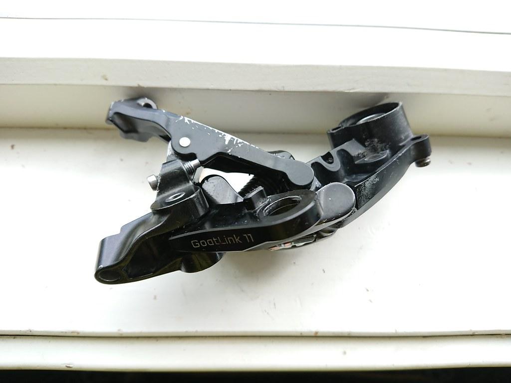 Shimano Xt M8000 Rear derailleur_0633