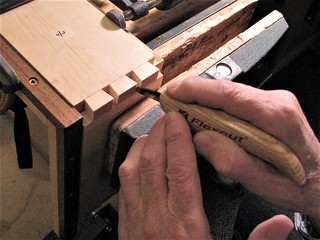 """""""Dovetails by Hand or Jig"""" June, 2017 Newsletter"""