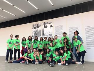 Pelas Ruas de São Paulo: exposição Mulheres, no Tomie Ohtake - Fund. II (jun/2017)