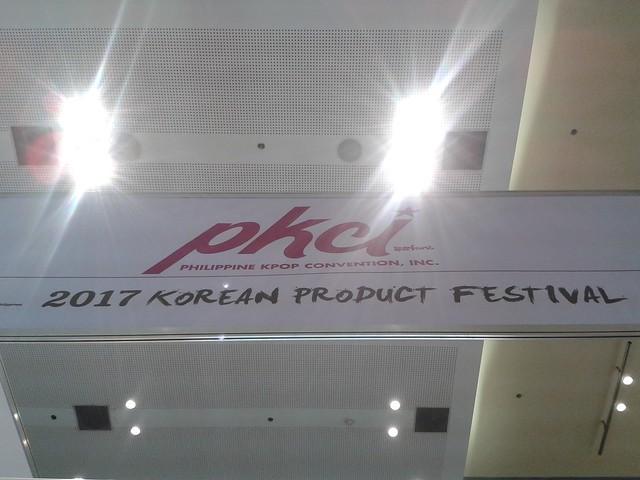 Korean Food Festival Day 1