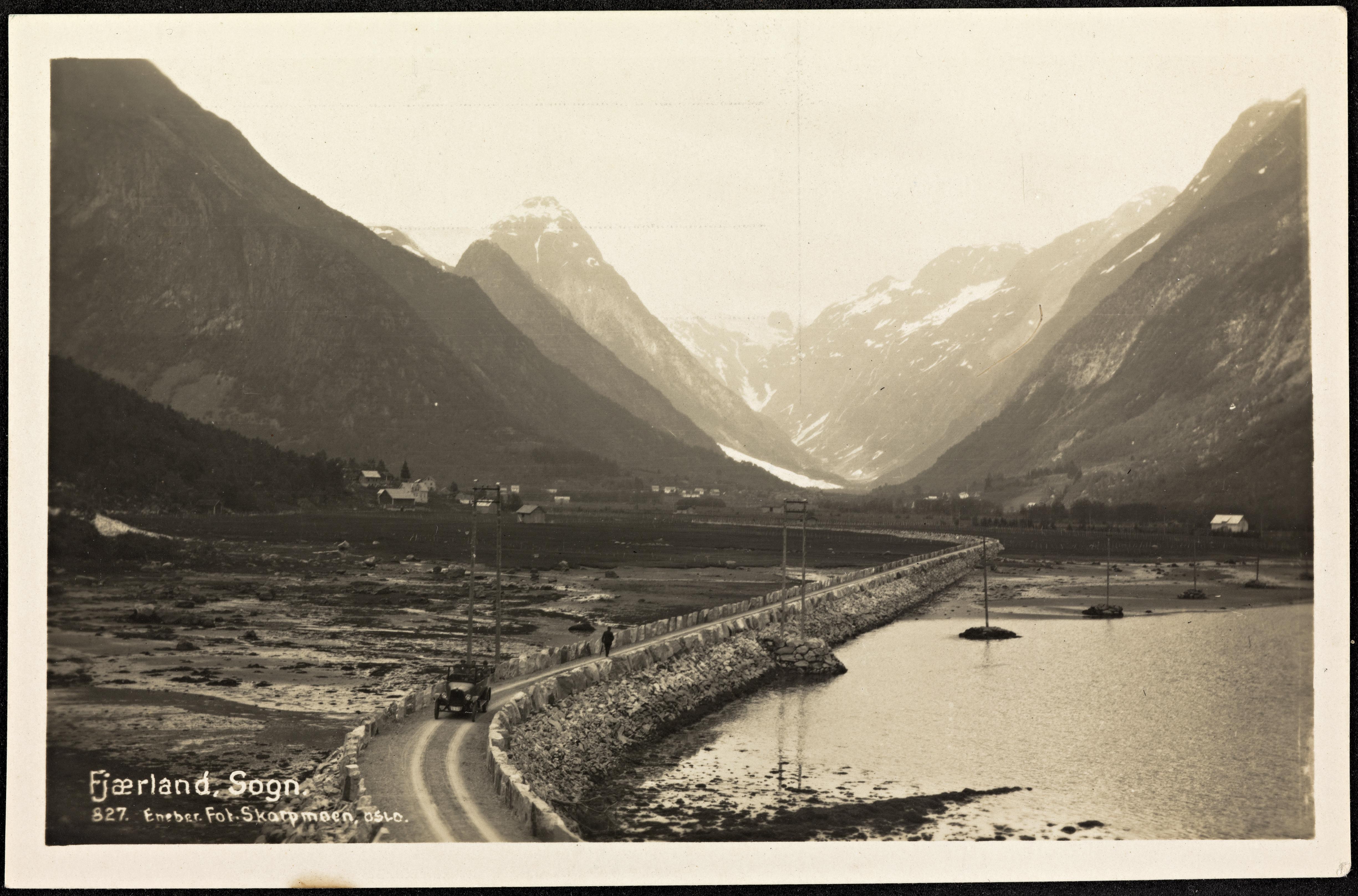 827. Fjærland, Sogn