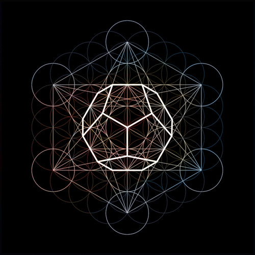 Metatron's Cube | by jared