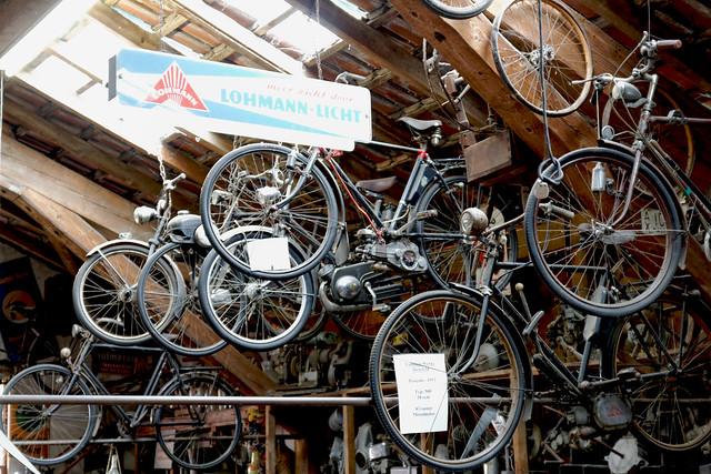 Fahrrad mit ILO Antrieb.