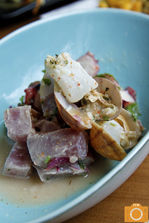 High Street Cafe ceviche | by foodreviewsmanila