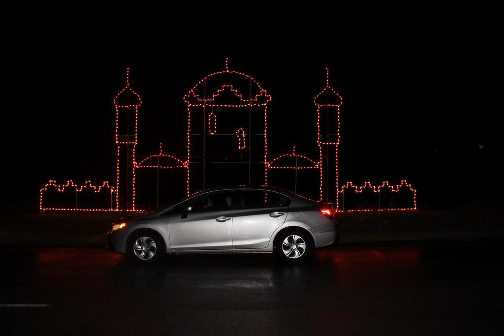 Toyota Drive Thru >> Drive Thru Lights Vimal Haridasan Flickr