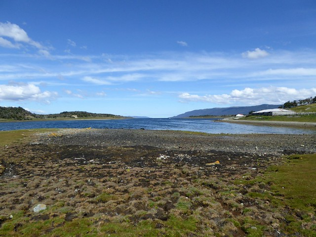 View of the Beagle Channel