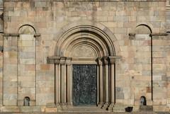 Viborg Cathedral main entrance
