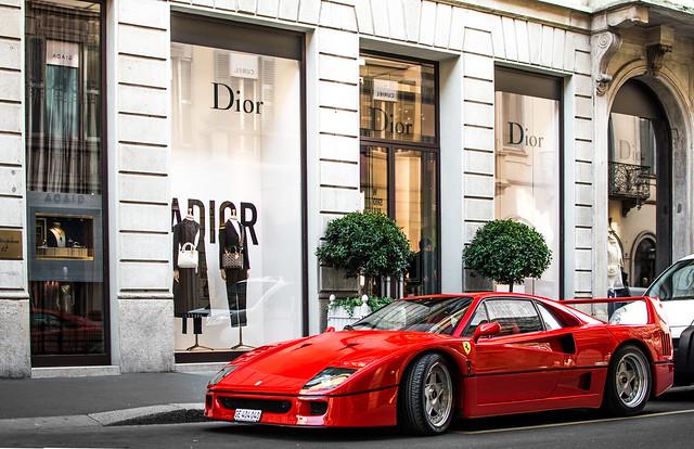 F40 & Dior.