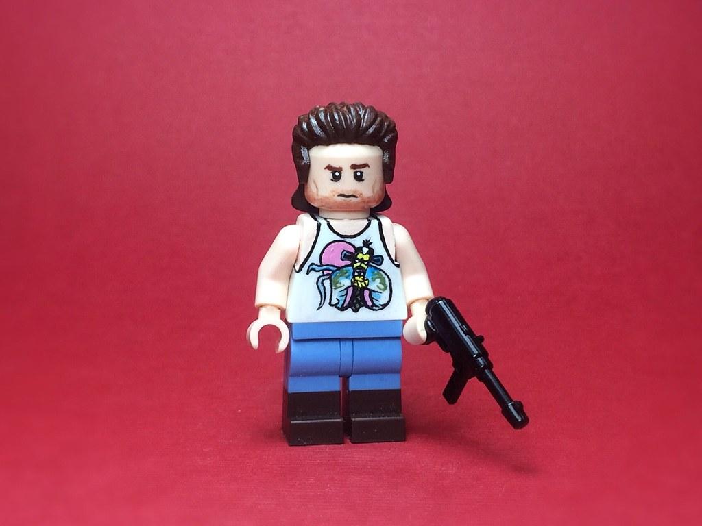 Custom Lego Big Trouble In Little China Jack Burton Flickr