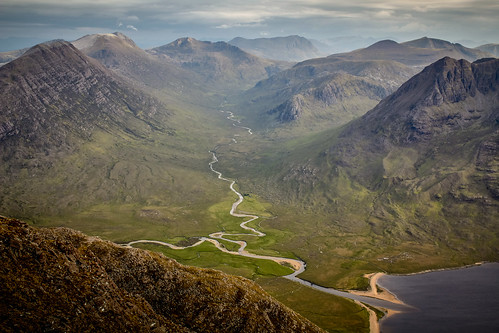 The Great Wilderness from An Teallach | by The Light Cavalry
