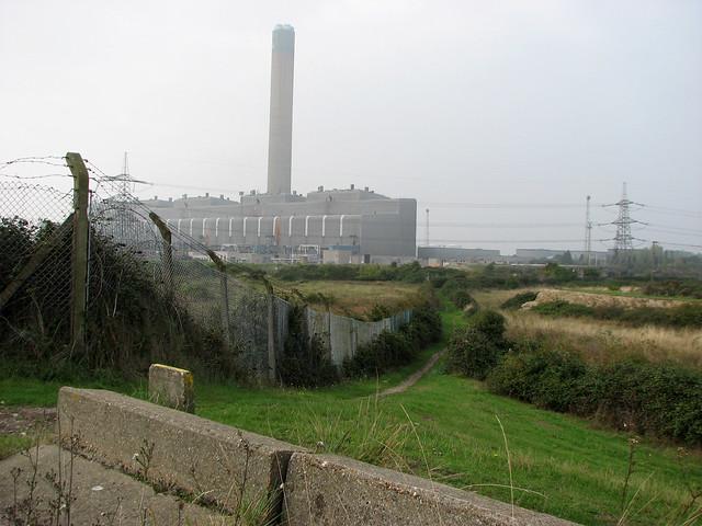 Grain Power Station