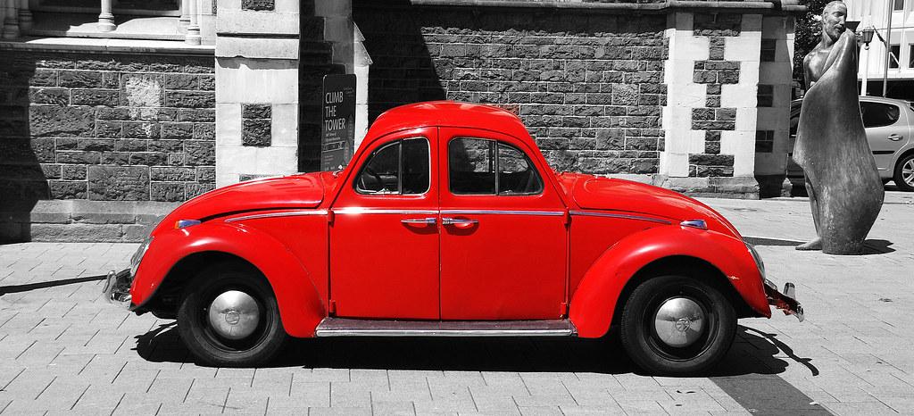 Beetle. Way to go.
