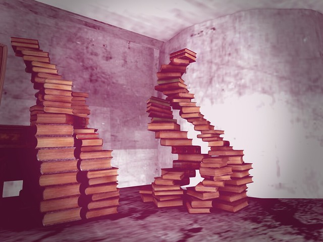 Mystics, Myths and Elements of Nature - Leaning Tower of Overdue Books