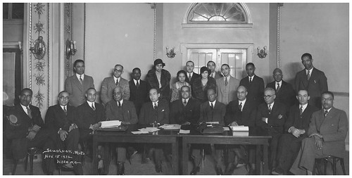 African American postal clerks union meeting: 1932 | by Washington Area Spark