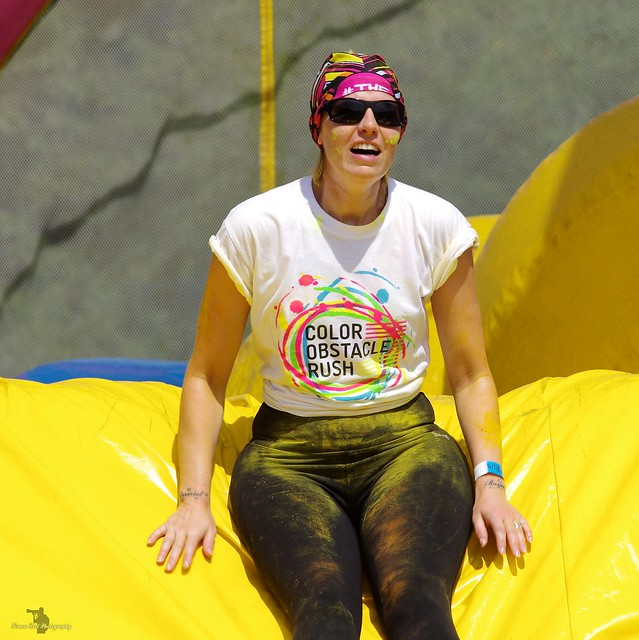 Rother Valley Country Park Color Obstacle Rush 2017  (67)