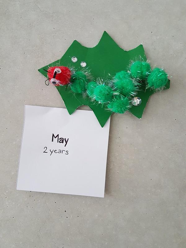 Finalists - May
