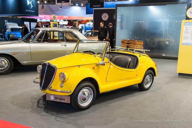 Vignale Fiat 500 Gamine - 1968