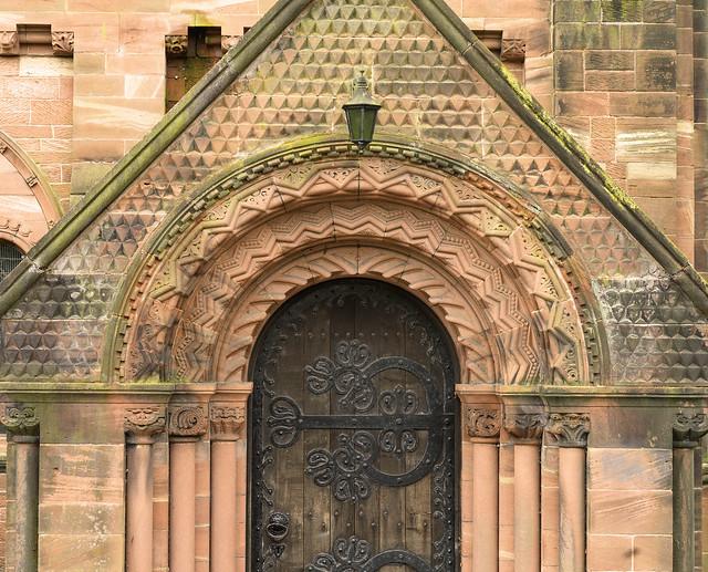 Thornton Hough Church