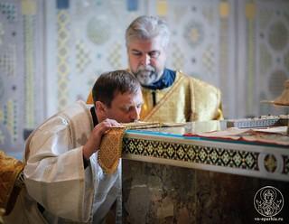 Божественная литургия 555